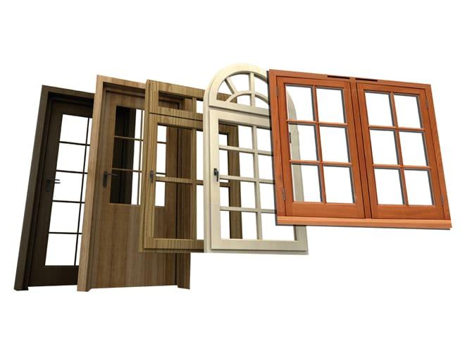 DOORS & WINDOWS/ CUBICALS