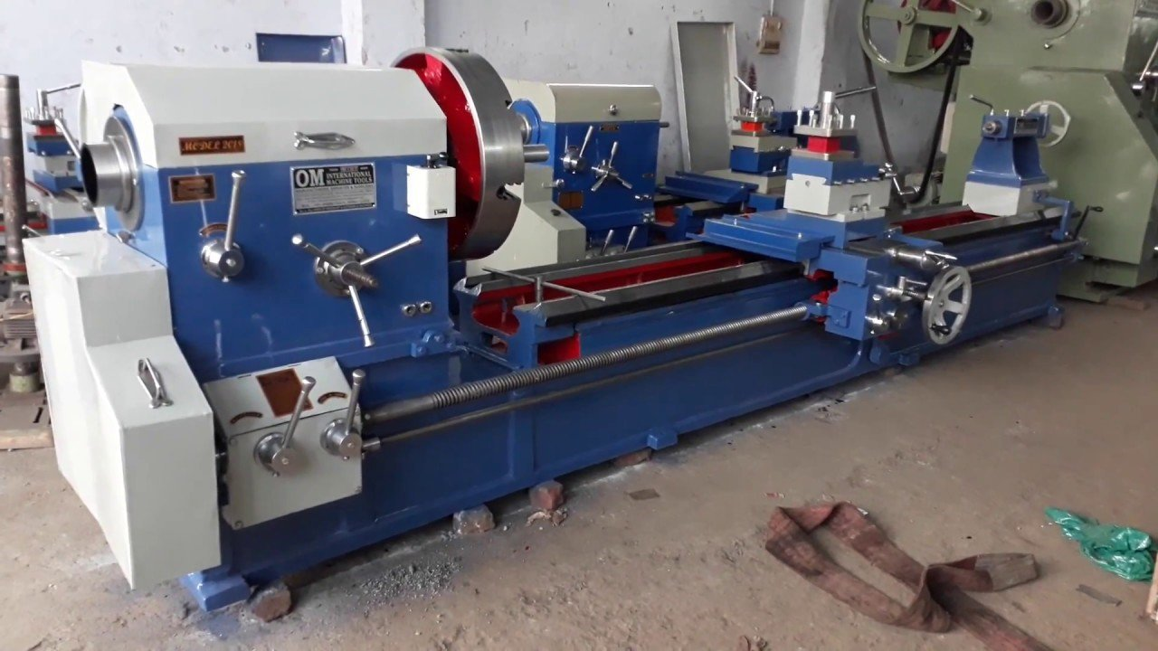 INDUSTRIAL LATHE WORKS