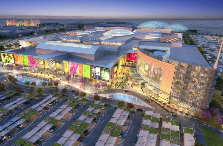 MALL OF QATAR – COMPLETED