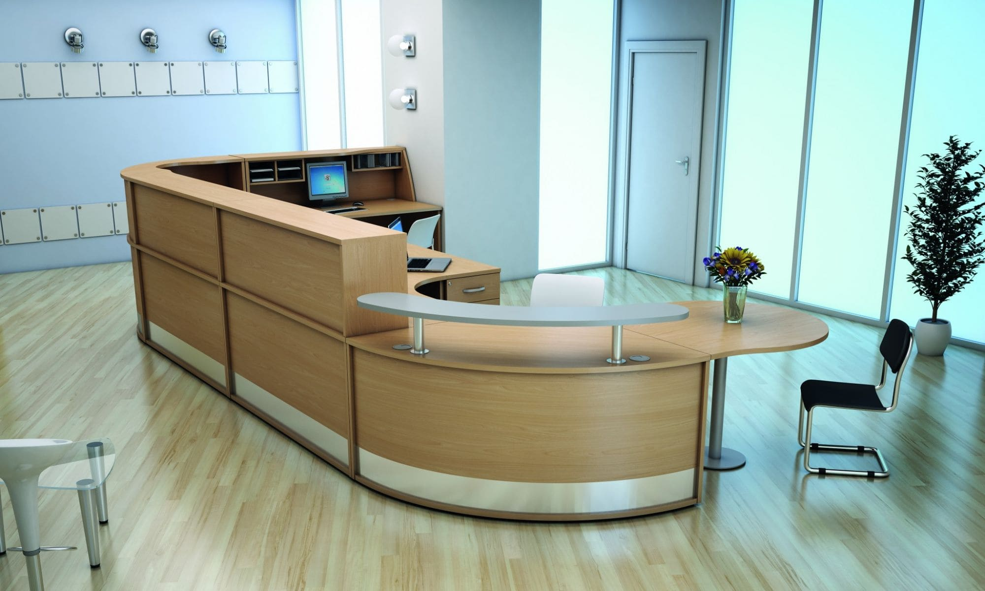 FRONT OFFICE COUNTER