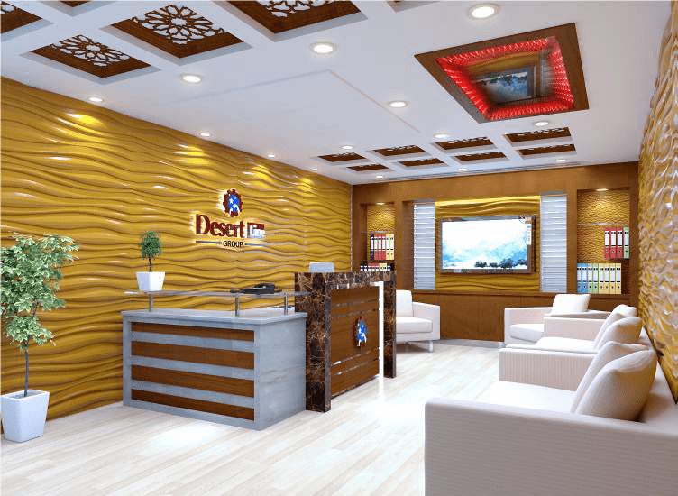 DESERT LINE GROUP CORPORATE OFFICE – COMPLETED