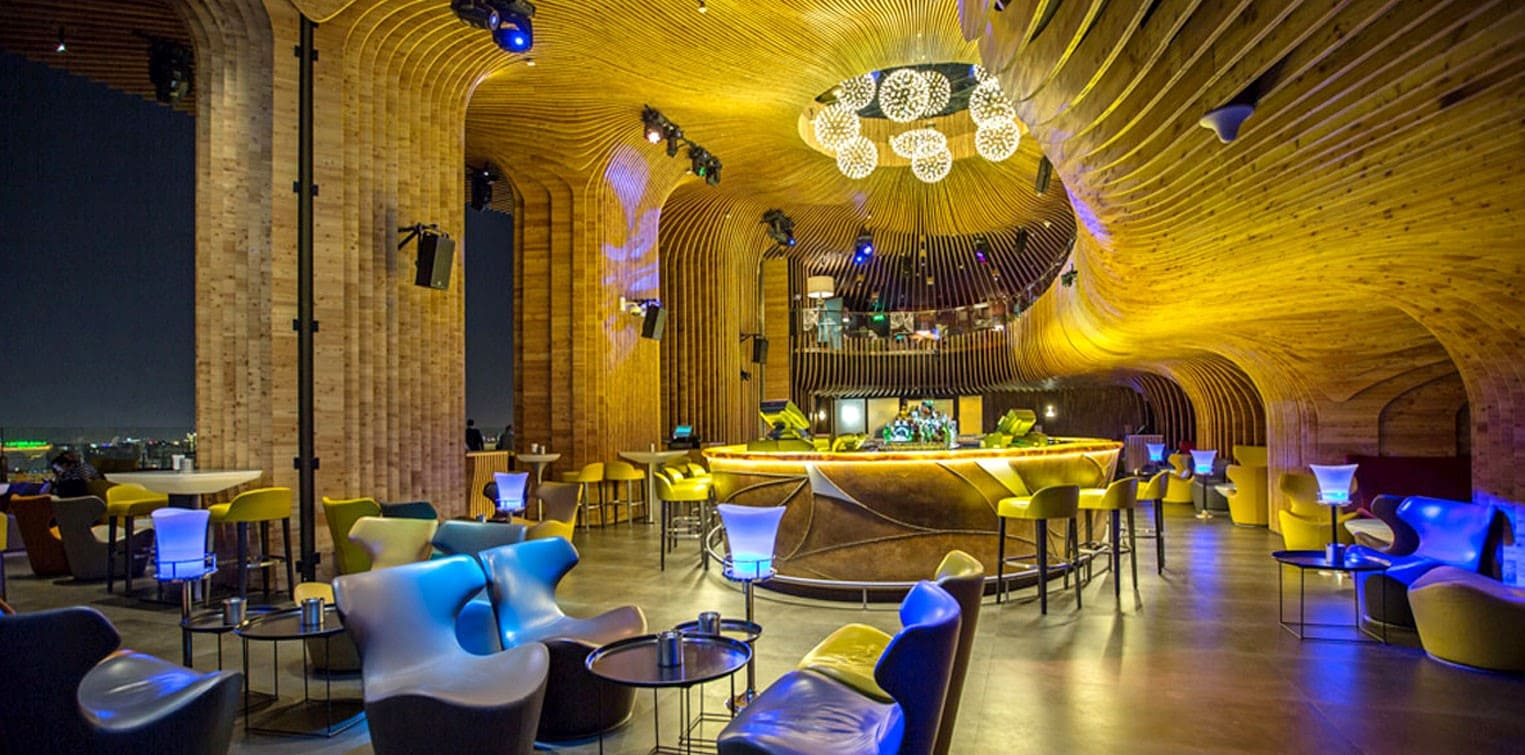 LA CIGALE HOTEL – COMPLETED