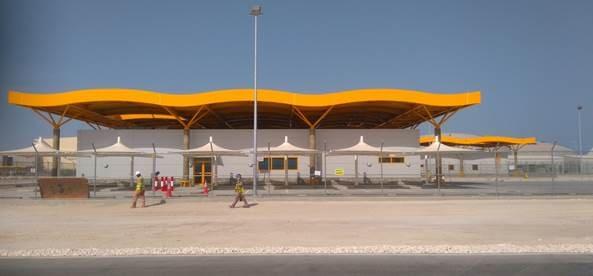 SIX CONSTRUCT-HIA AIRPORT